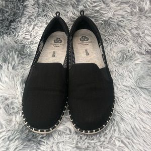 Clarks Cloudsteppers Soft Cushion Flats